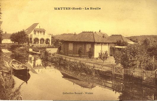 103_1936_-_Watten_Nord_-_La_Houlle_-_Collection_Renard_-_Watten
