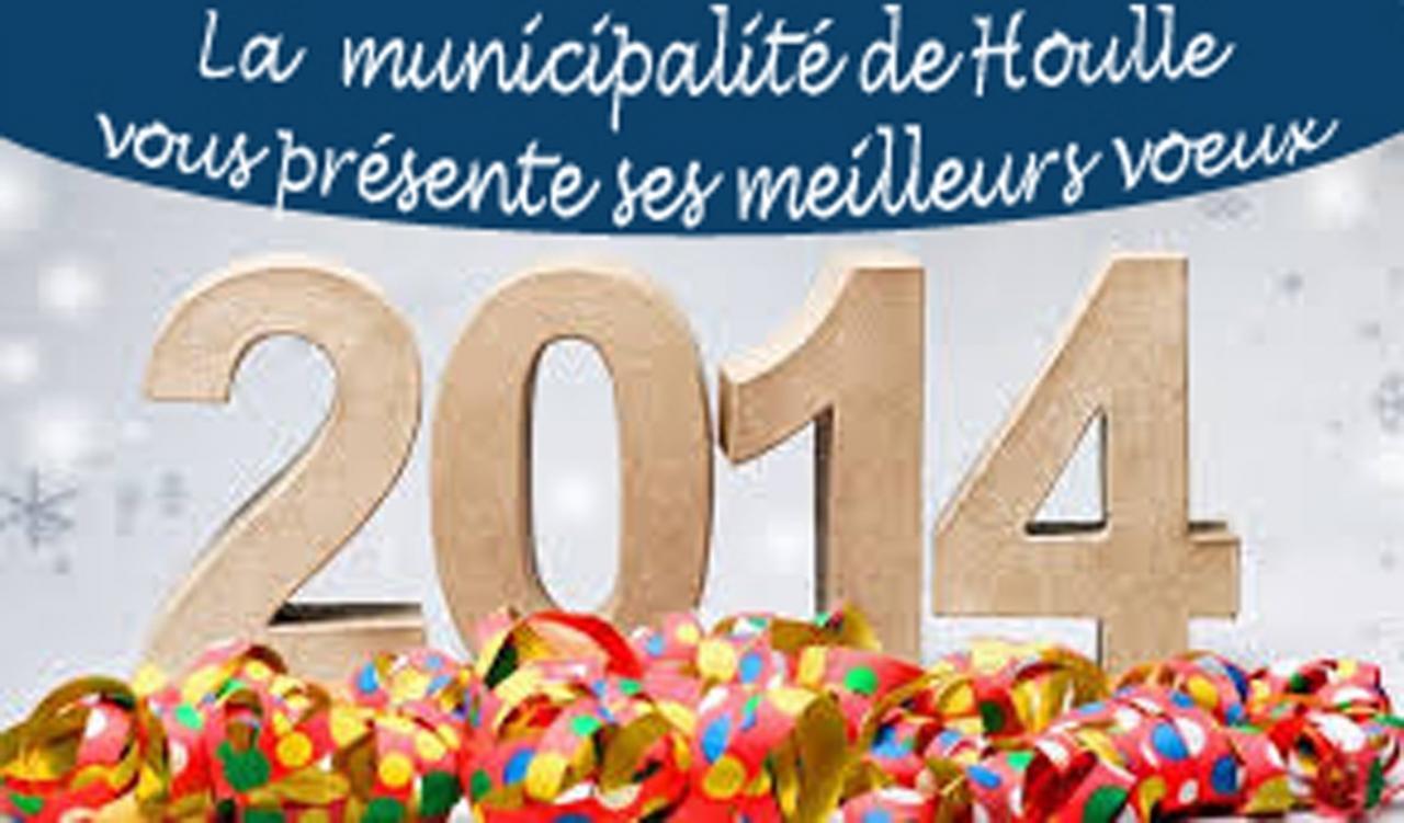 Diaporama Voeux 4 janvier 2014