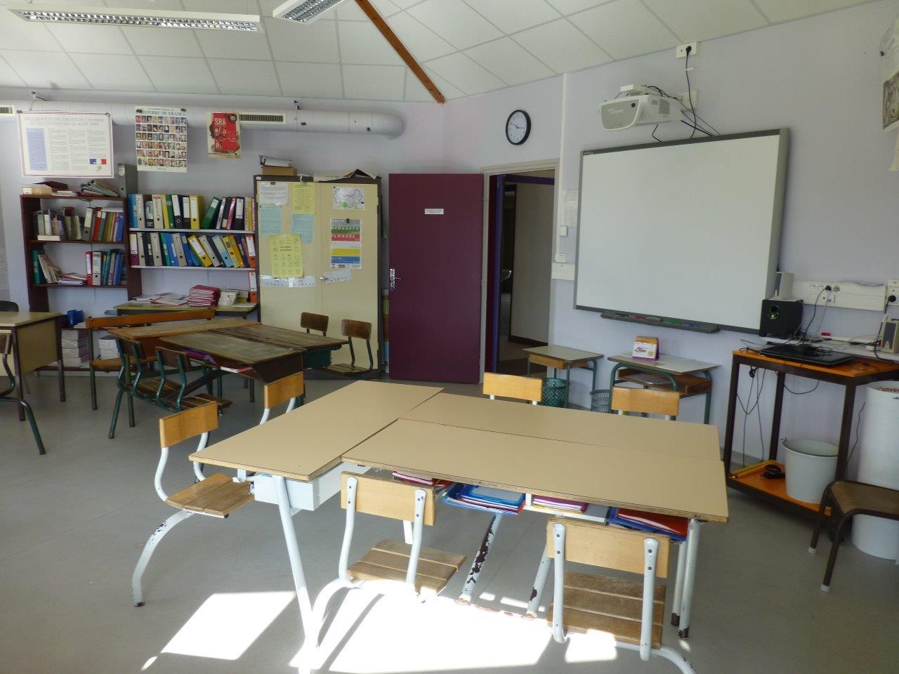 Classe M. Gautherot  (5)