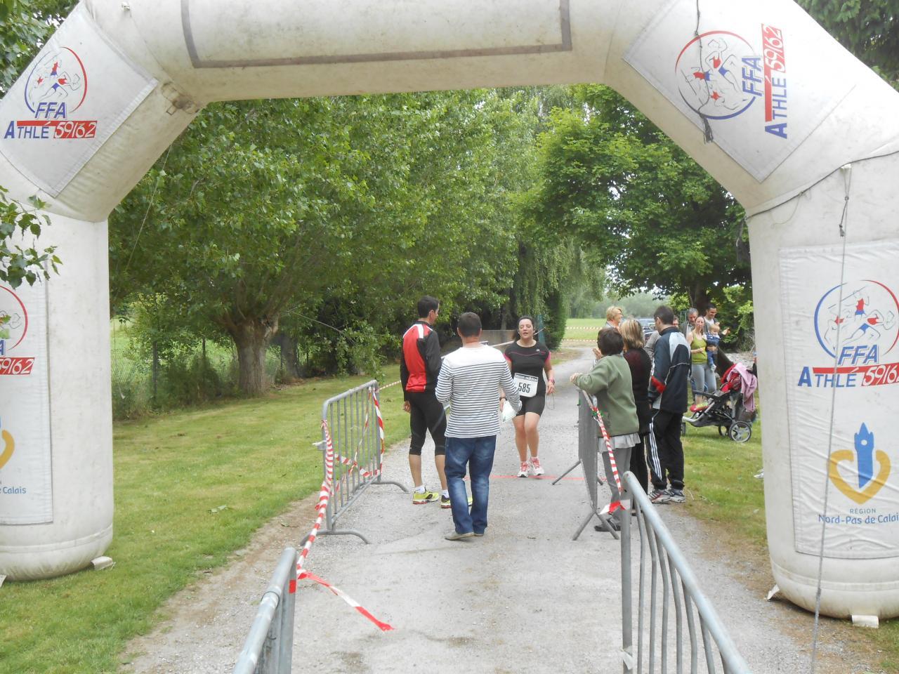 7 km de Houlle 2013 récompenses