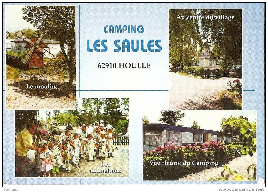 Houlle camping les saules