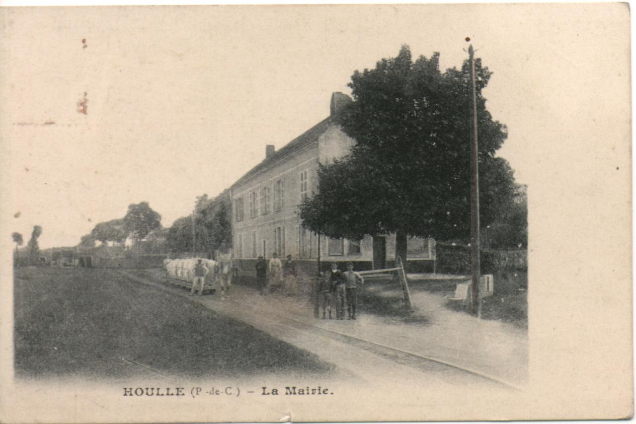 HOULLE LA MAIRIE