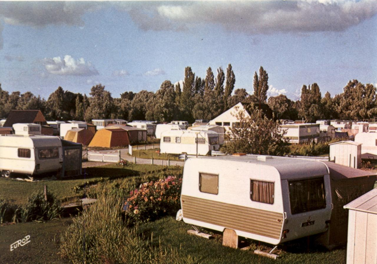 HOULLE LE CAMPING COMMUNAL
