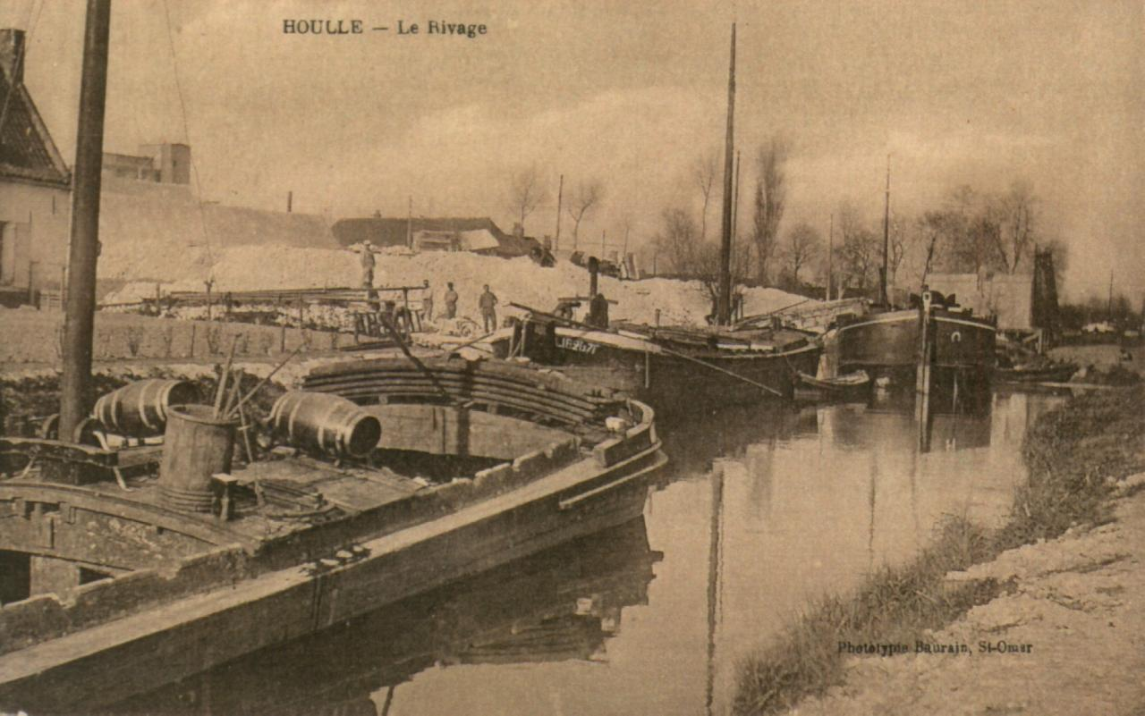 HOULLE LE RIVAGE