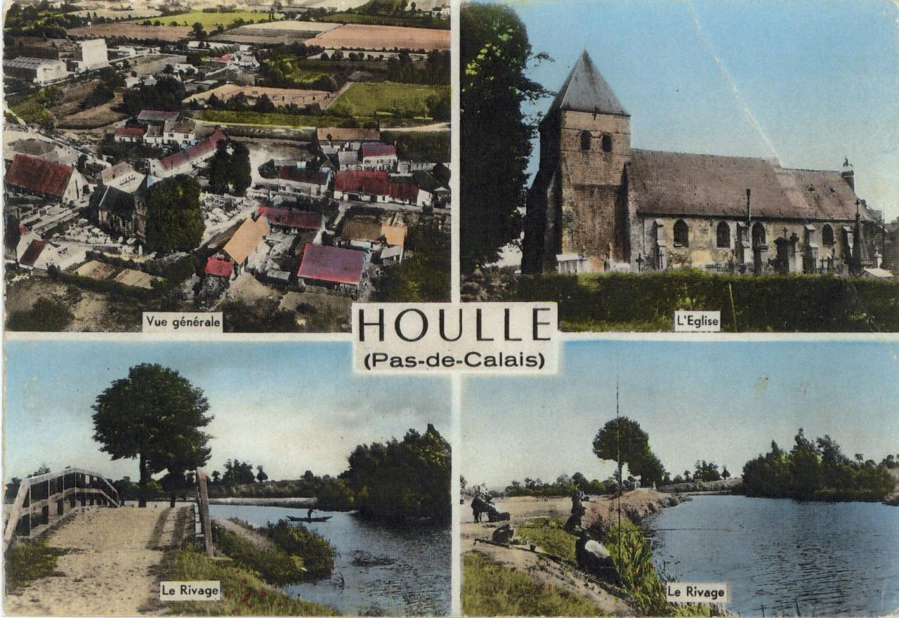 Houlle  vue multiple