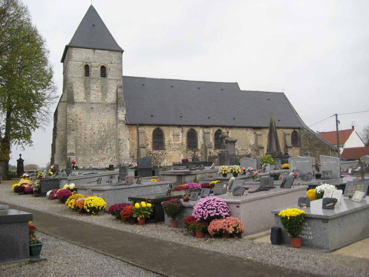 L'Eglise Toussaint