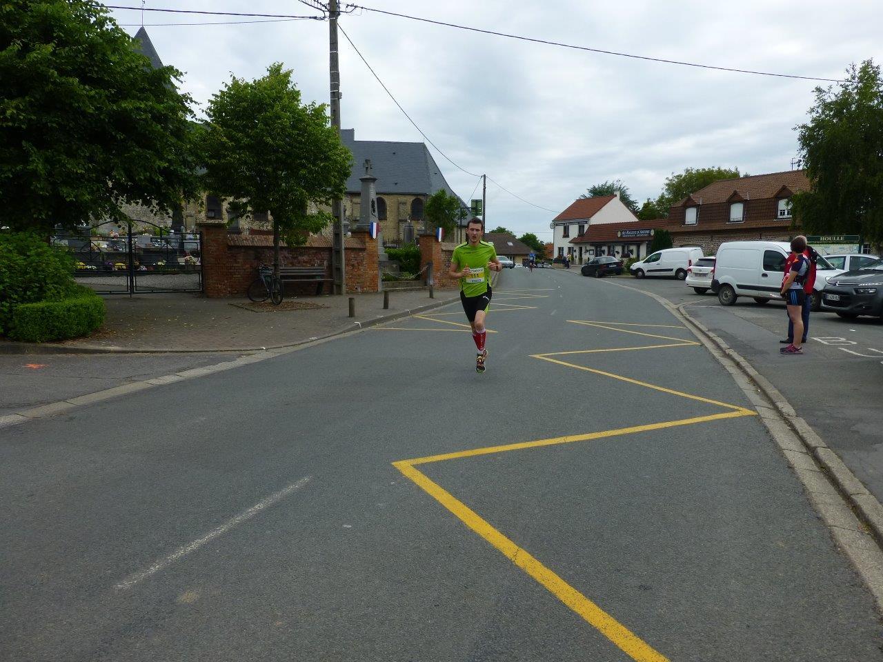 Les 10 km de Houlle (42)