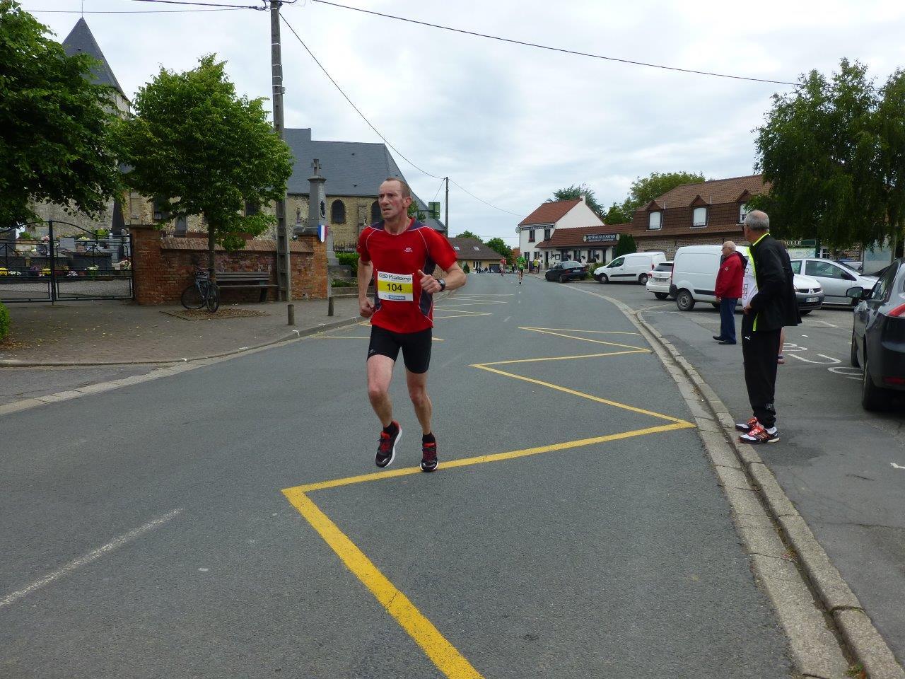 Les 10 km de Houlle (51)