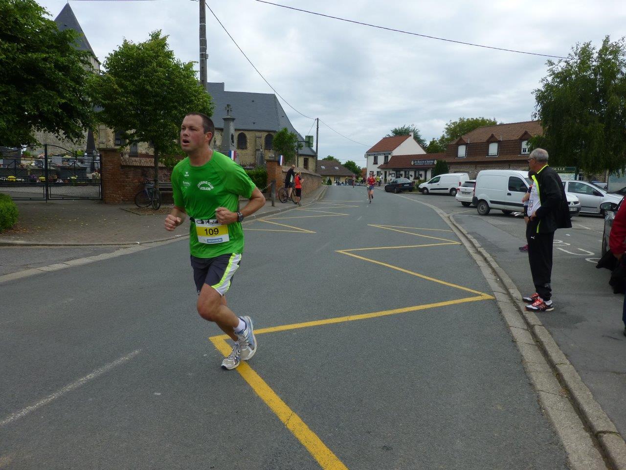 Les 10 km de Houlle (52)