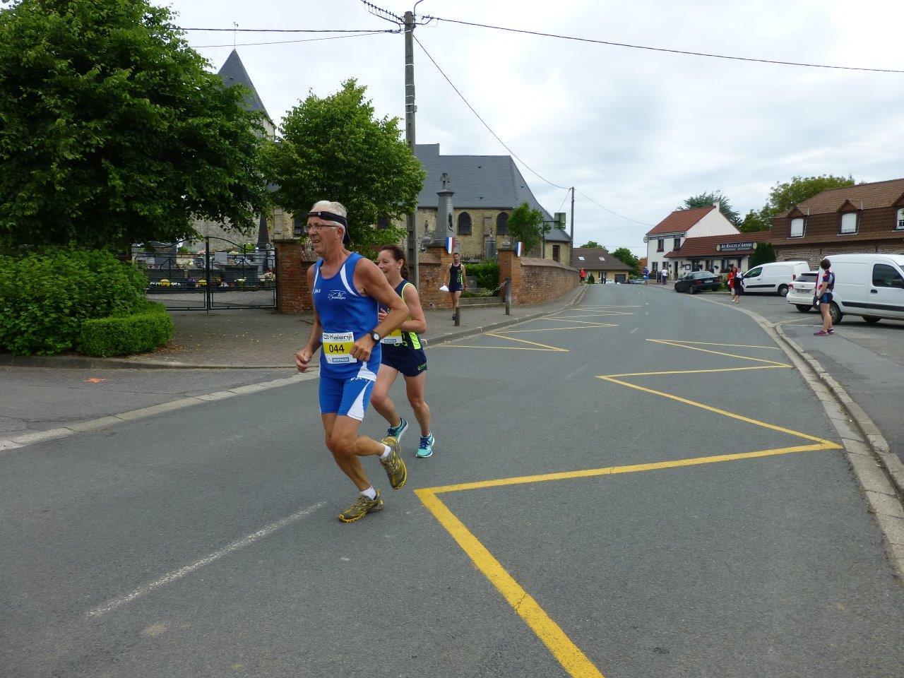Les 10 km de Houlle (59)