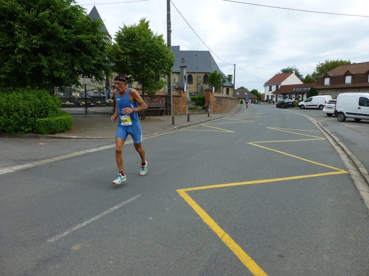 Les 10 km de Houlle (62)