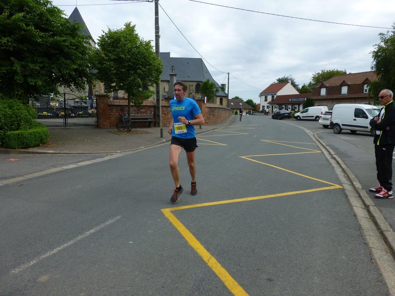 Les 10 km de Houlle (63)