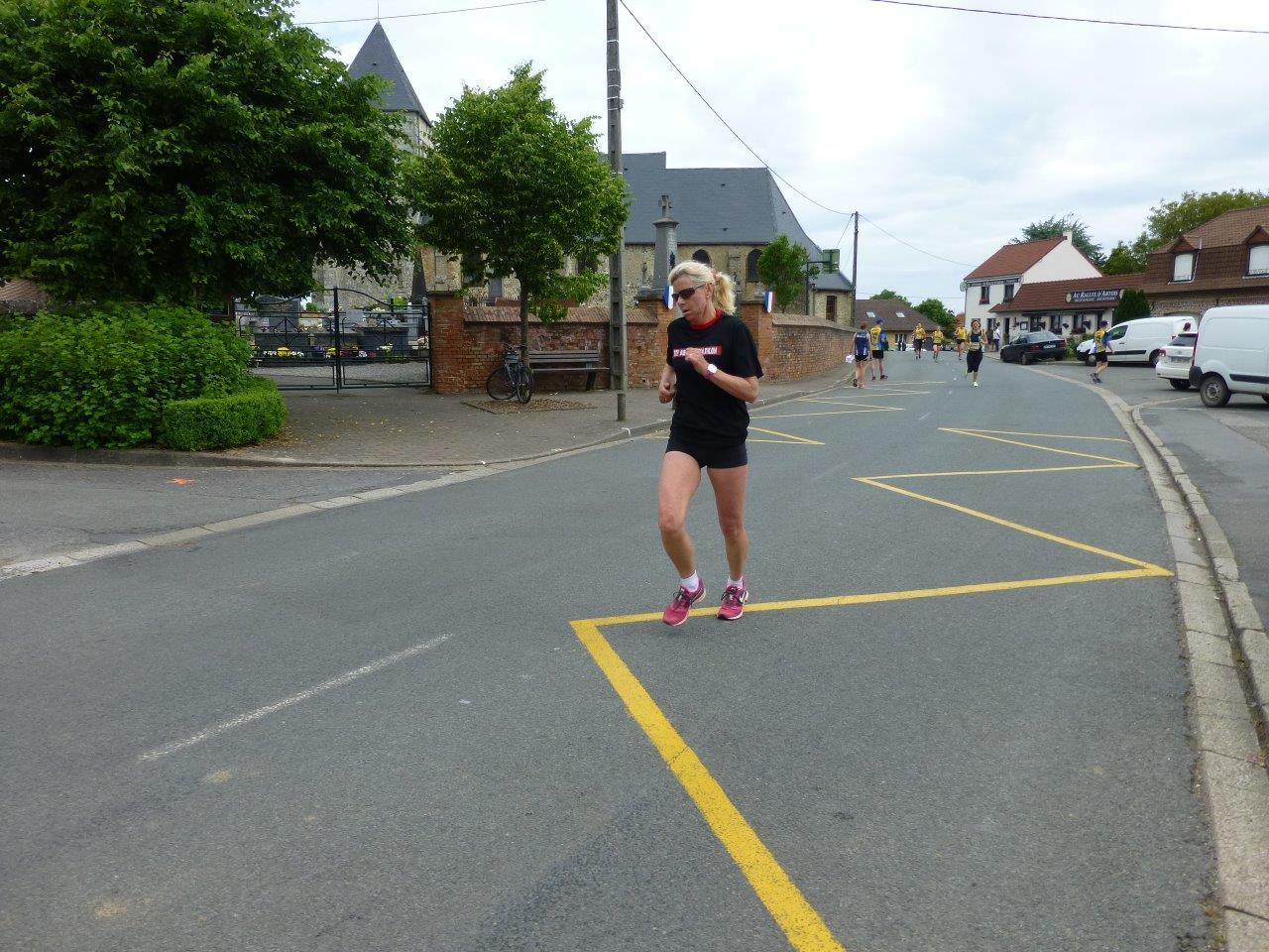 Les 10 km de Houlle (71)