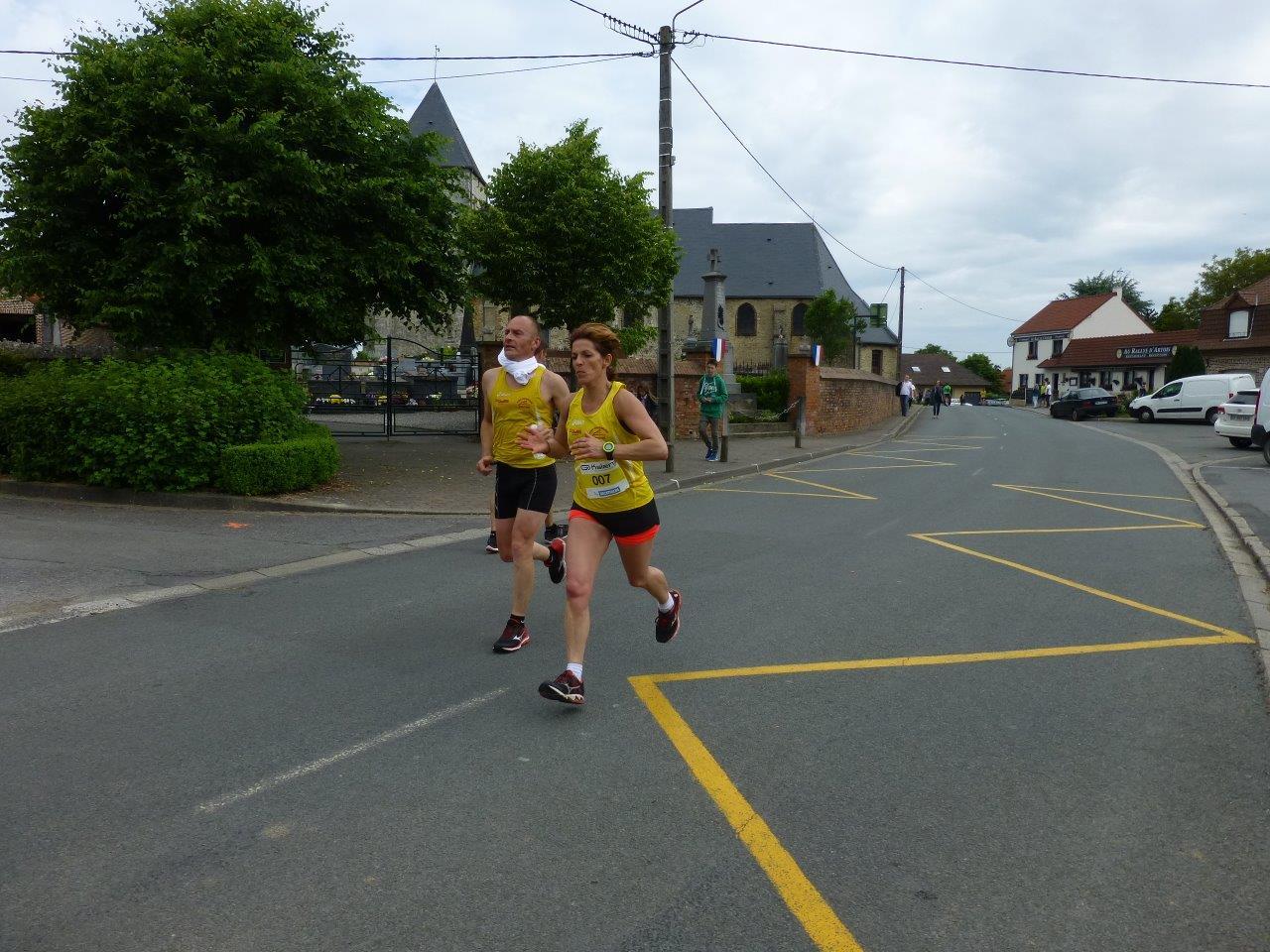 Les 10 km de Houlle (76)