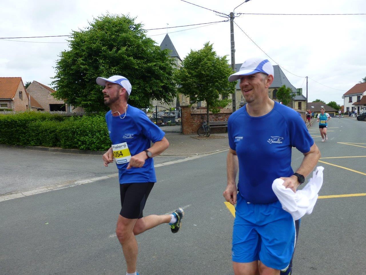 Les 10 km de Houlle (85)