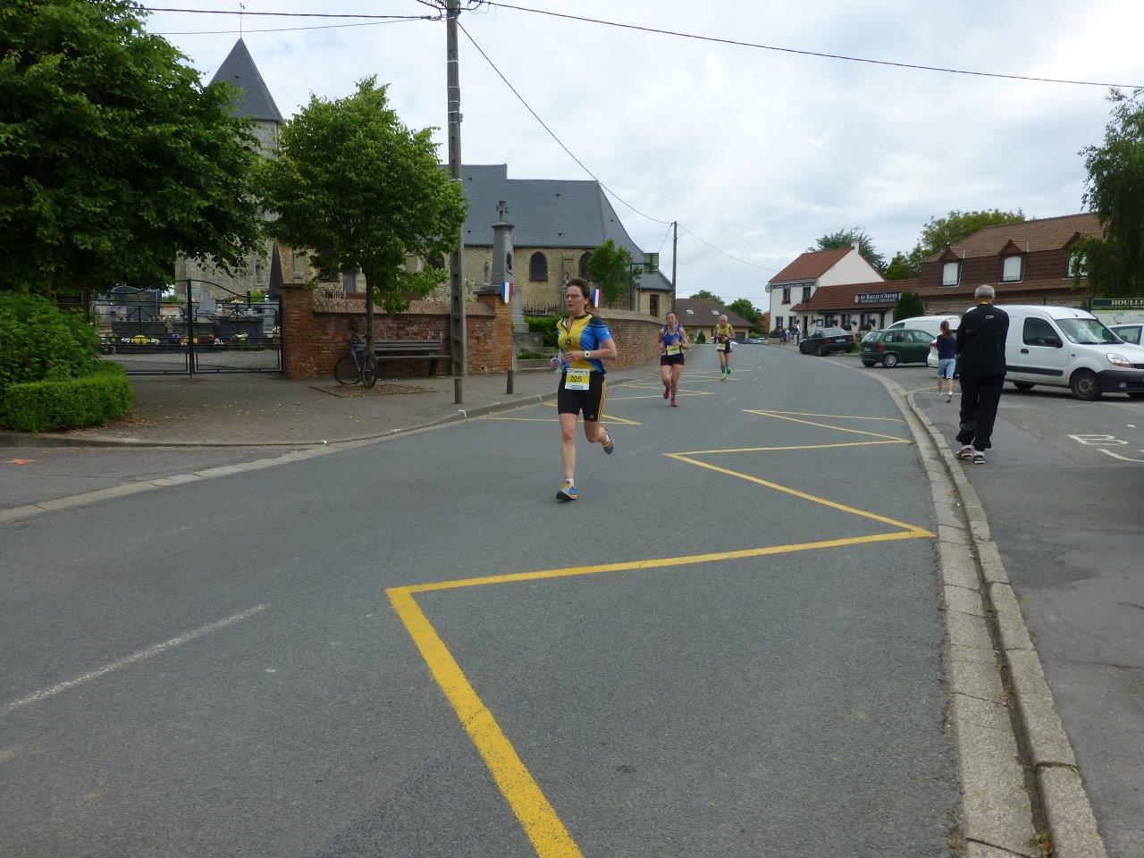 Les 10 km de Houlle (88)