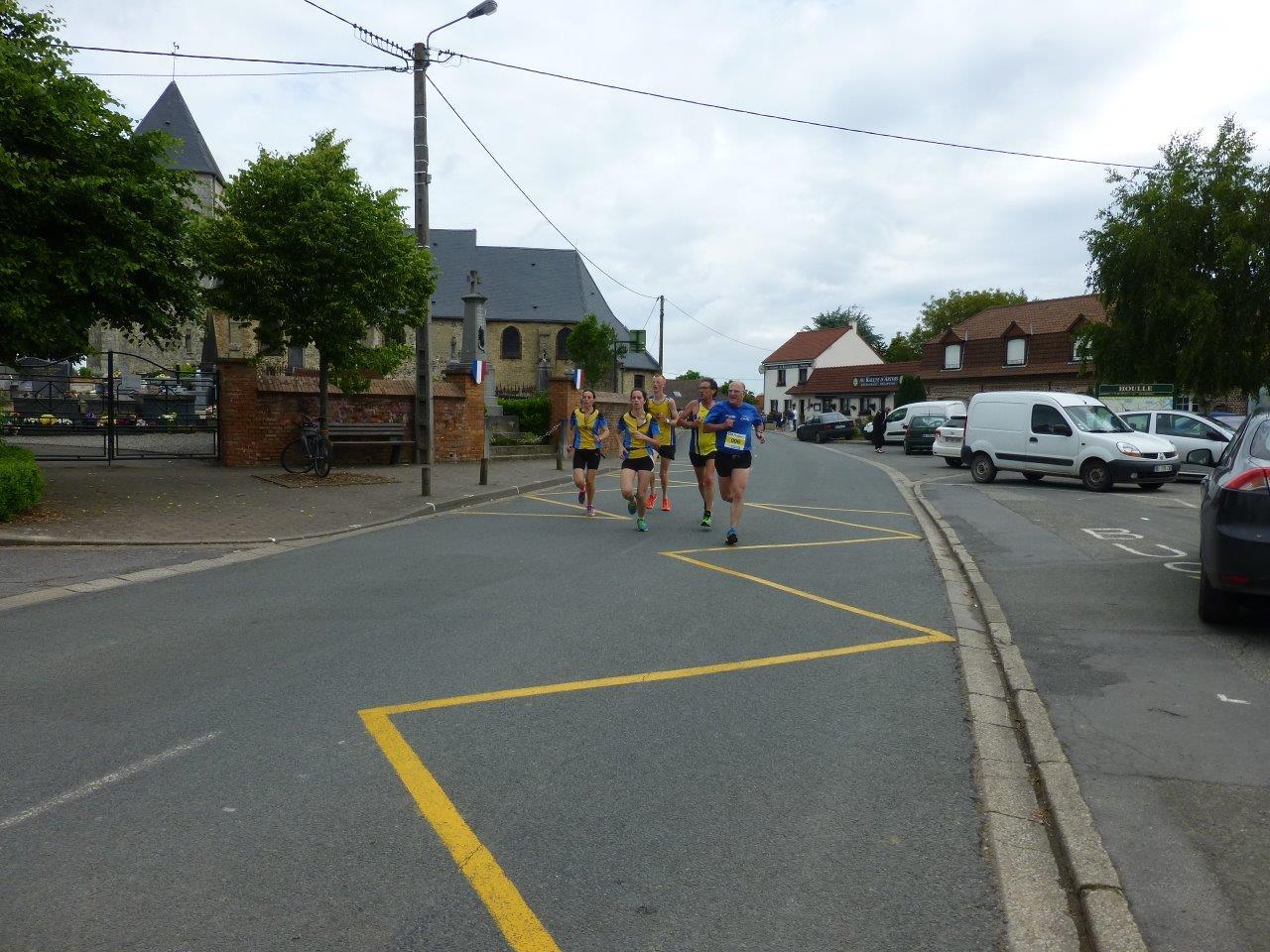 Les 10 km de Houlle (91)