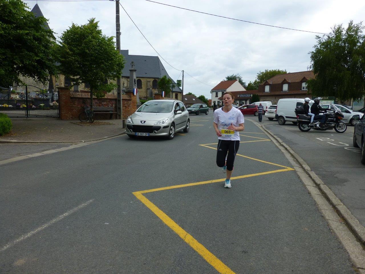 Les 10 km de Houlle (95)