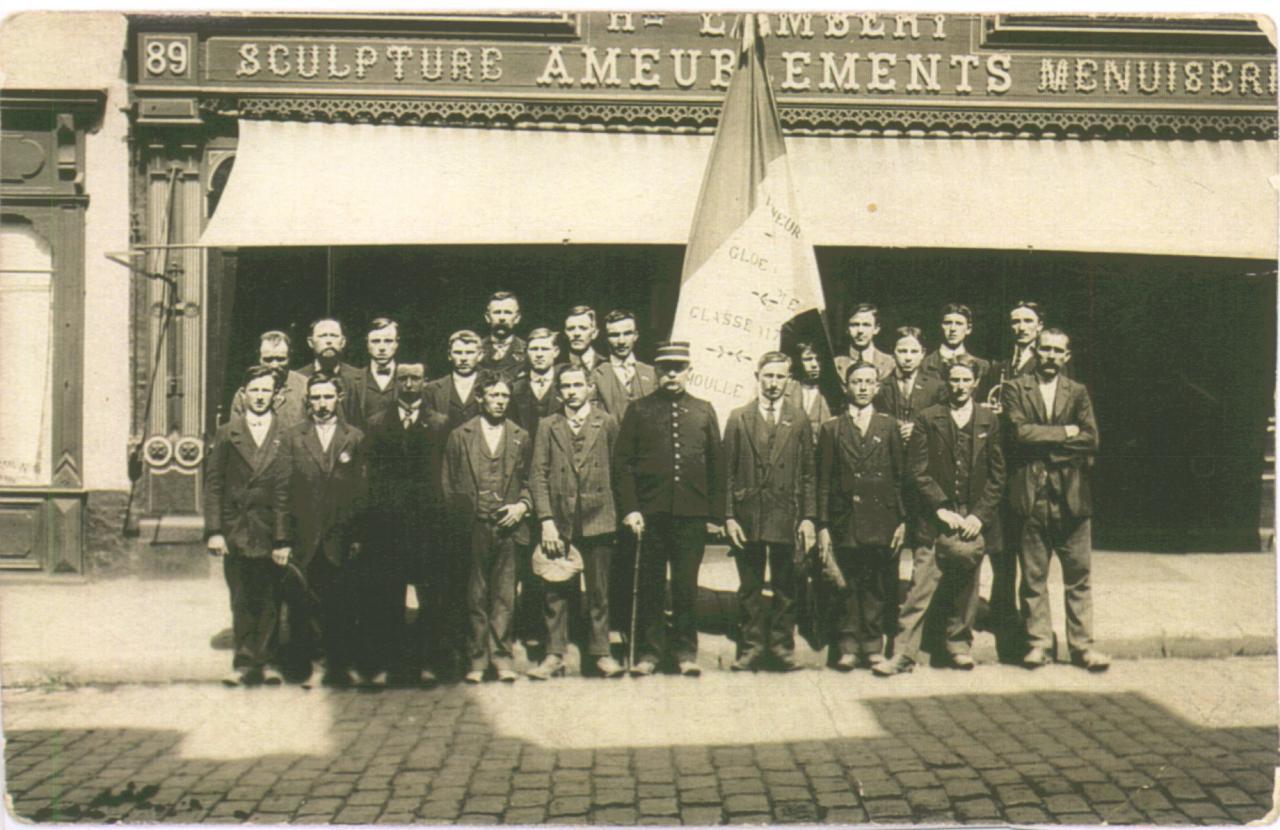 LES CONSCRITS DE 1917