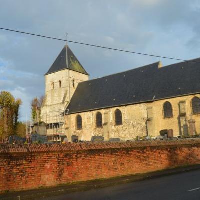 Eglise restauration