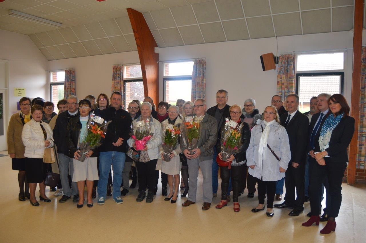 Nouveaux habitants et Maisons fleuries (17)