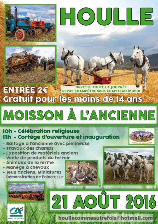 Affiche houlle 2016