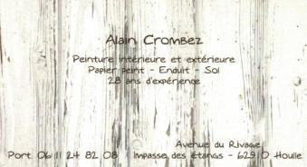 Alain crombez