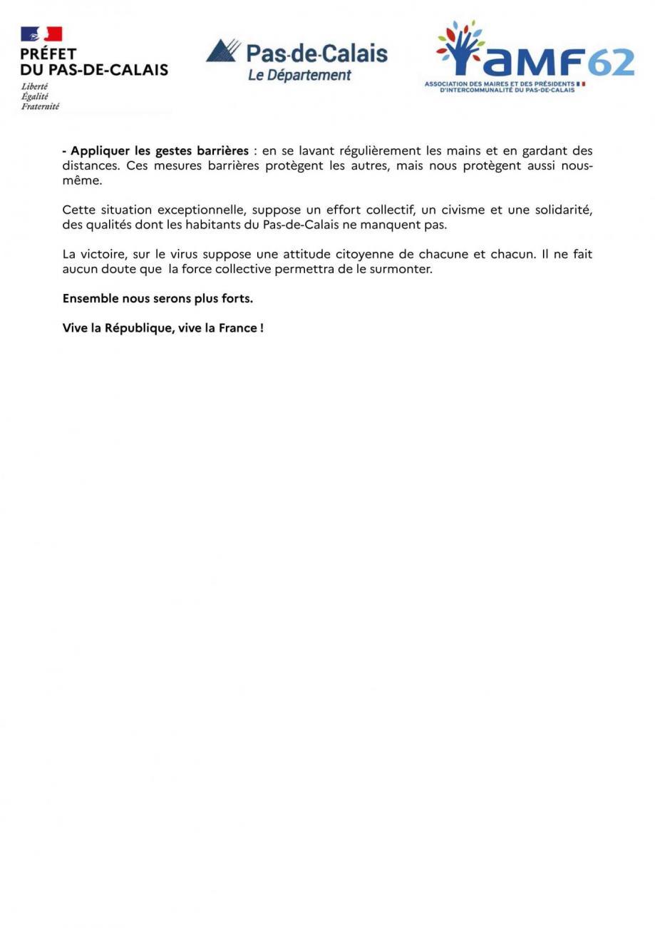 Declaration commune de fabien sudry 2
