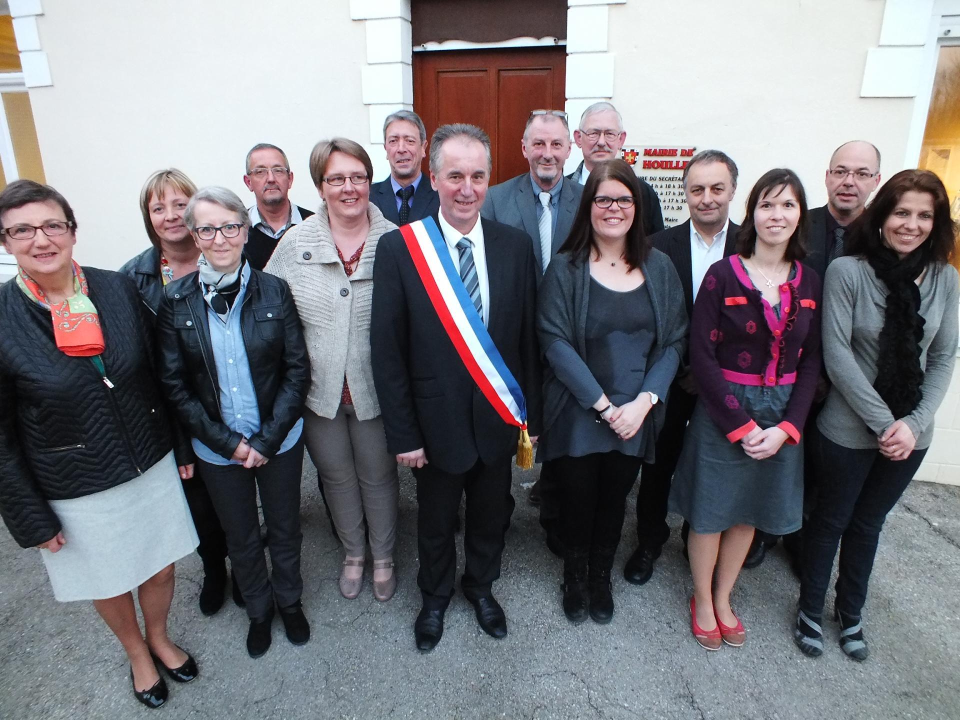 Le Conseil Municipal 28 mars 2014