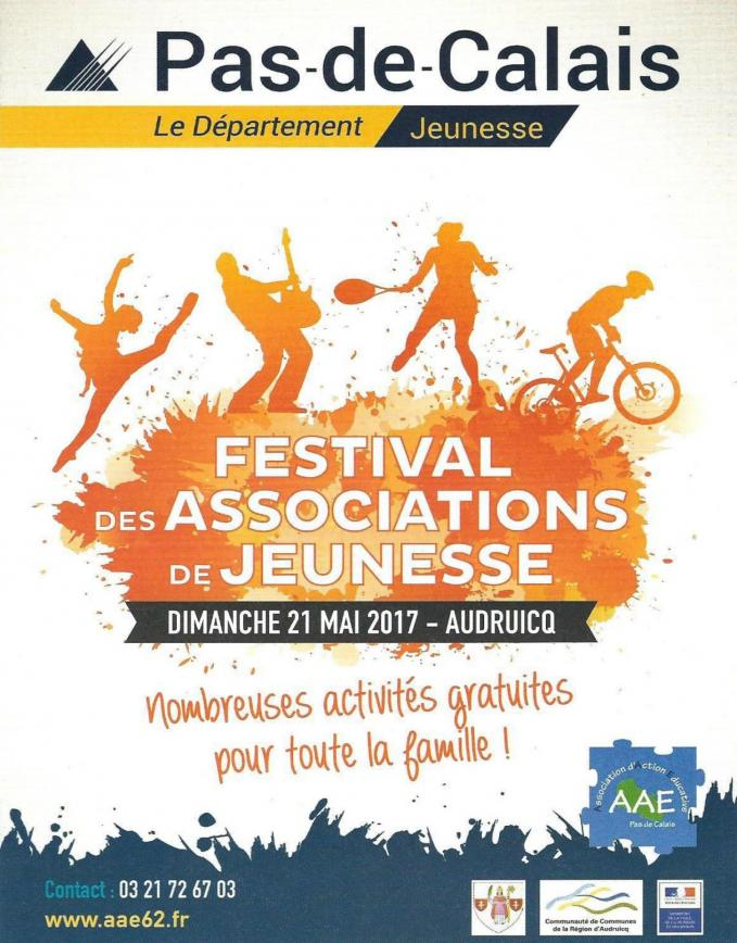Festival des associations jeunesse