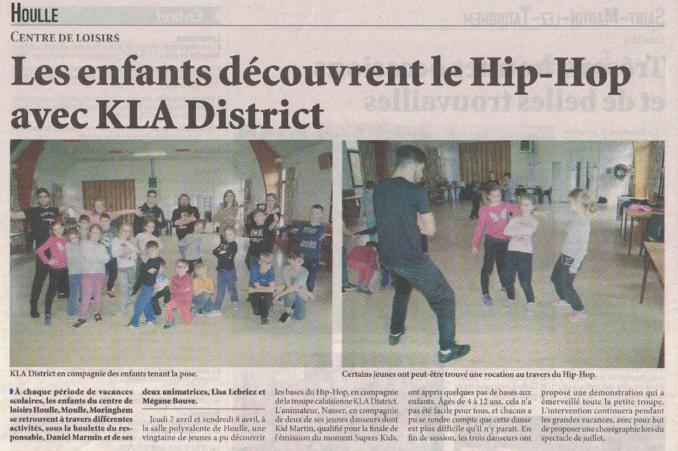 Hiphop houlle