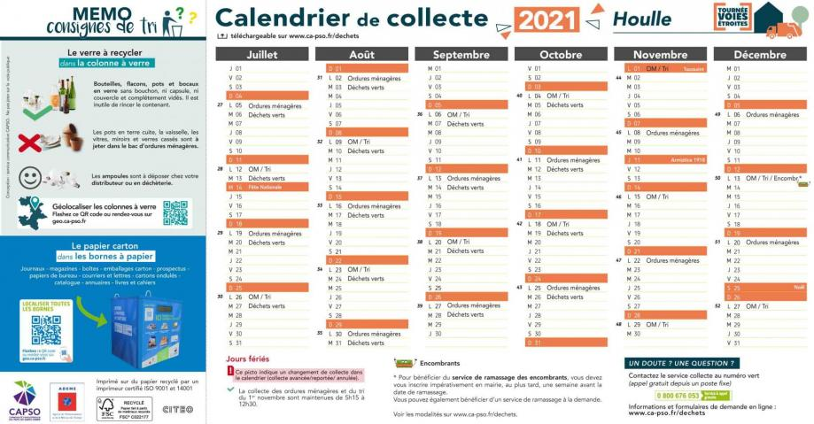 Houlle pc collecte 2021 2