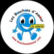 Logo recolteur rond