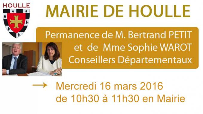 Permanences houlle