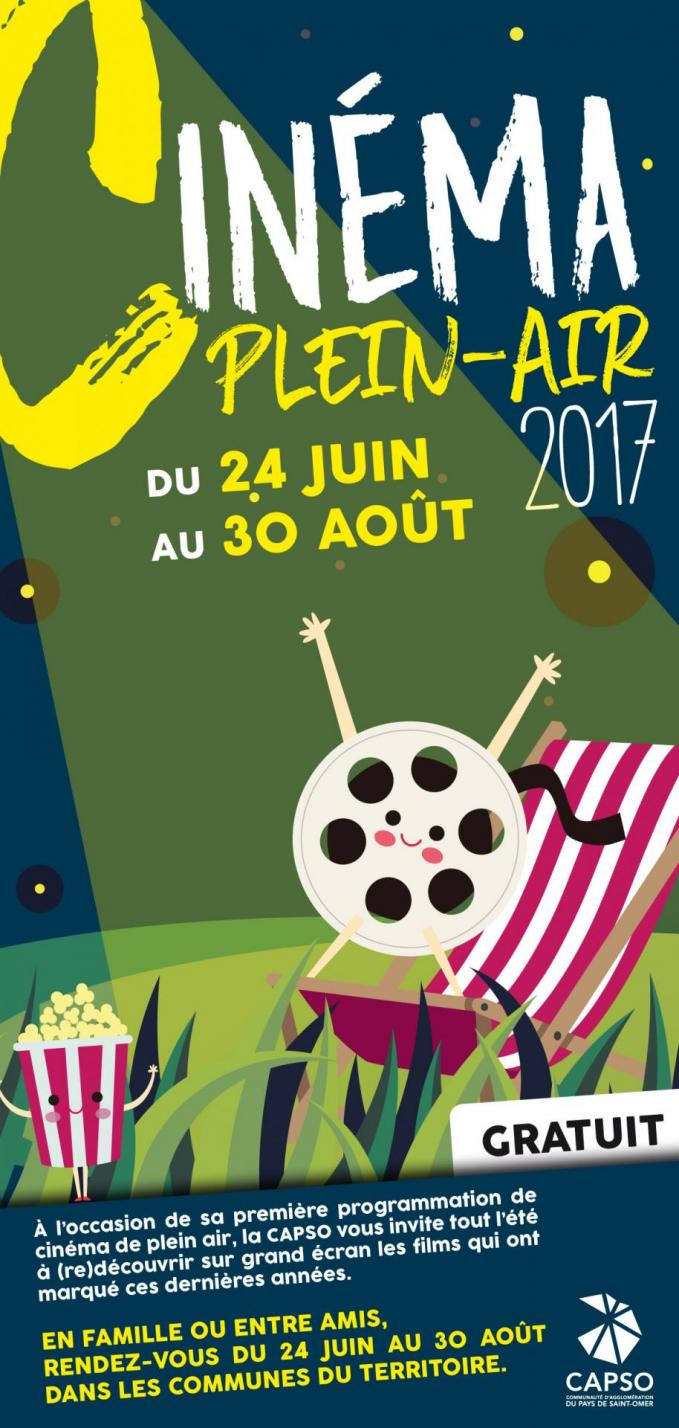 Programme cinema plein air