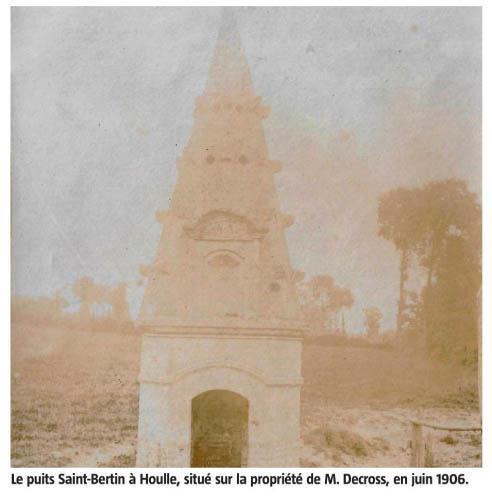 Puits st bertin 1906