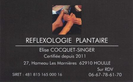 Reflexologie houlle